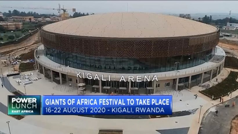 Kigali to host first Giants of Africa basketball festival