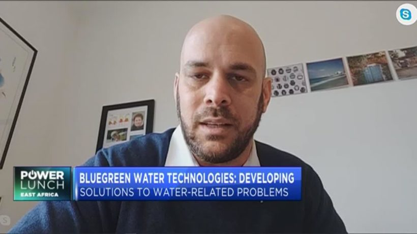 This clean tech company is developing solutions to water-related problems in Africa