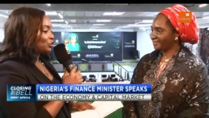FinMin Zainab Ahmed on Nigeria's growth outlook, how to increase revenue base