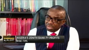 Zenith Bank CEO on earnings, fintechs & Nigeria's role in the AfCFTA