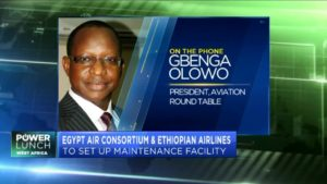 Nigeria partners with Egypt Air, Ethiopian Airlines to strengthen its aviation sector