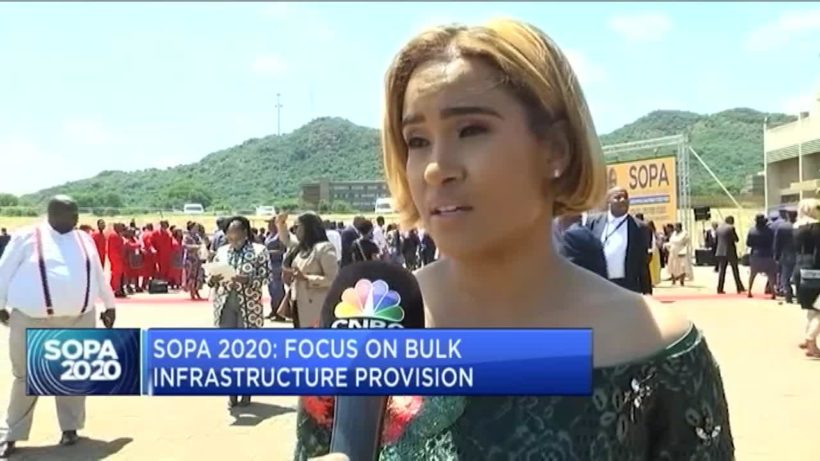 #GPSOPA2020: MEC Motara on how Gauteng is cutting red tape on bulk infrastructure projects, creating jobs