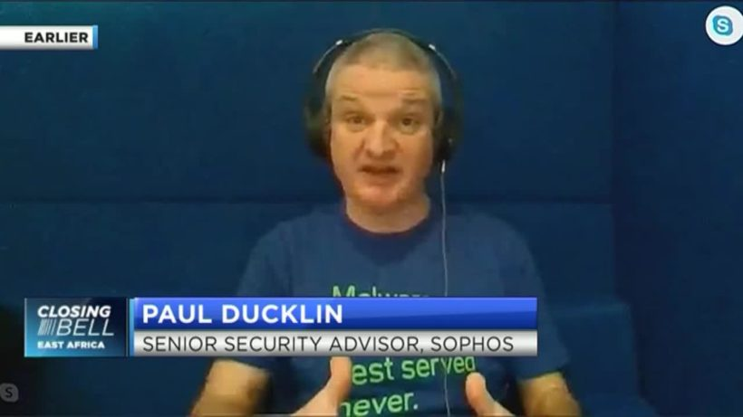 Sophos' Paul Ducklin on how emerging technologies can pose a security risk to organisations