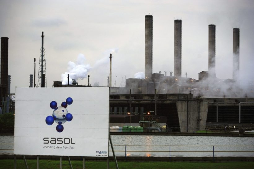 South Africa's Sasol half-year earnings fall 74%, here's why