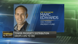 Failing municipalities weigh on Tower Property Fund's H1 results