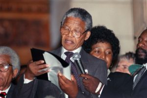 What would have made Mandela angry 30 years on?