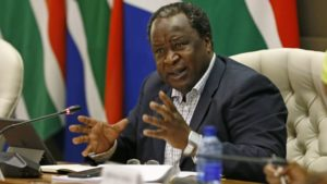 South Africa looks to structural reforms as it loses its last investment-grade credit rating