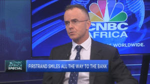 FirstRand CEO on why it expects earnings to slow & covid-19