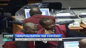 NSE convenes court-ordered meeting for demutualization