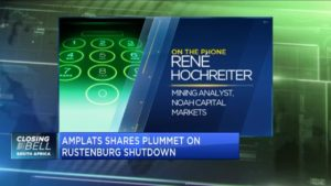 Amplats shares plummet on Rustenburg shutdown, this is what it means  for the PGM market