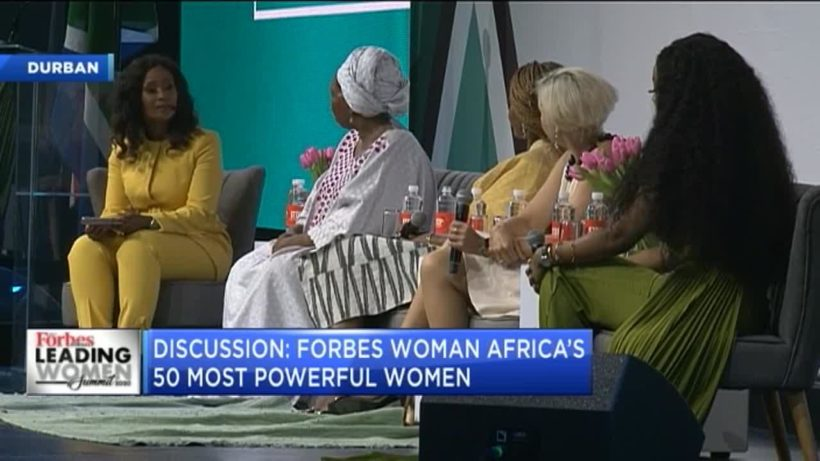 #LWS2020KZN: Forbes Woman Africa's 50 Most Powerful Women