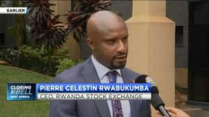 RSE CEO Rwabukumba on importance of women's participation in stock markets