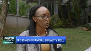 How the IFC is empowering women to actively participate in Rwanda's financial sector