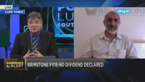 Brimstone not paying dividends for the first time in 17 years, CEO Mustaq Brey explains why