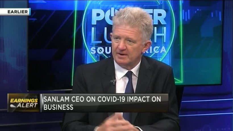 Sanlam appoints ex-Old Mutual boss as new CEO