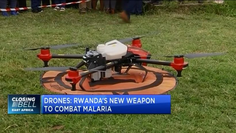 Rwanda is deploying this new weapon in fight against malaria