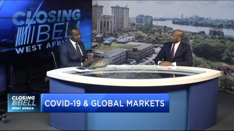 Global markets continue slide on COVID-19, oil price war