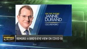 Remgro CEO warns of a blood bath if companies aren't protected from COVID-19