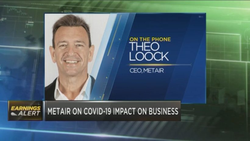 Metair sees opportunities from COVID-19 outbreak