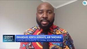 Coronavirus sends Africa's aviation industry into a tailspin