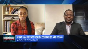 This is how healthcare group, RH Bophelo plans to help SA fight COVID-19