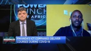 Rwanda's ICT companies deliver online courses during COVID-19