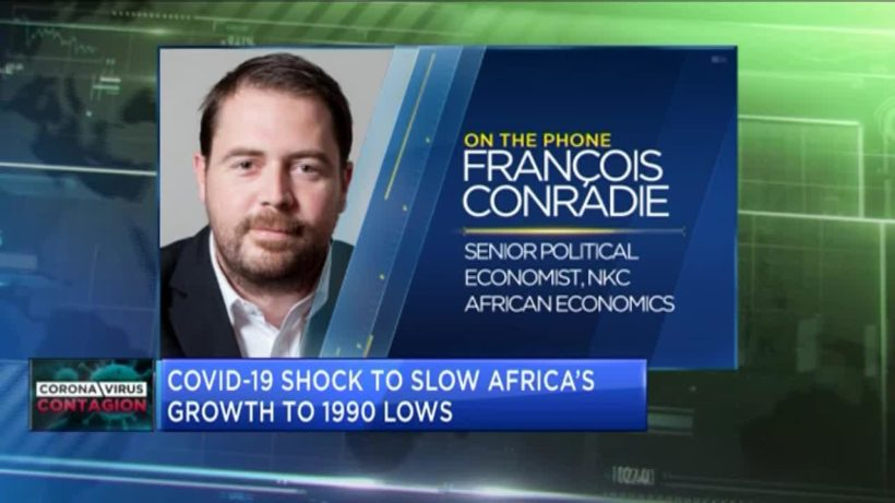 NKC African Economists: COVID-19 shock to slow Africa's growth to 1990 lows