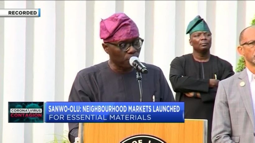 Lagos State passes bill, offers economic support to mitigate COVID-19 impact