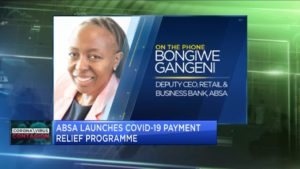 Absa launches COVID-19 payments relief programme