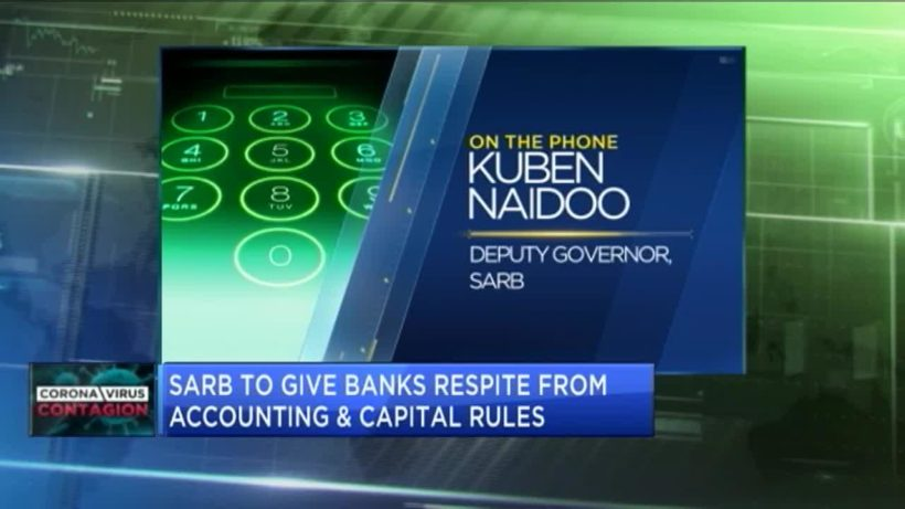 Kuben Naidoo on what the SARB is doing to cushion banks from COVID-19