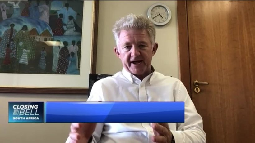 Sanlam CEO Ian Kirk on decision to step down in December & COVID-19 impact