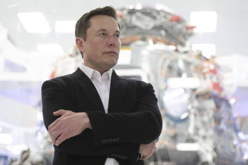 African-born Elon Musk says he is very close to making cars that can drive themselves.