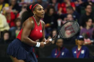 2 things Serena Williams does every day to be productive