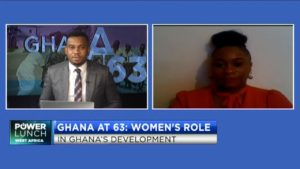Mindfully Africa CEO Amevor on the role of women in Ghana's development