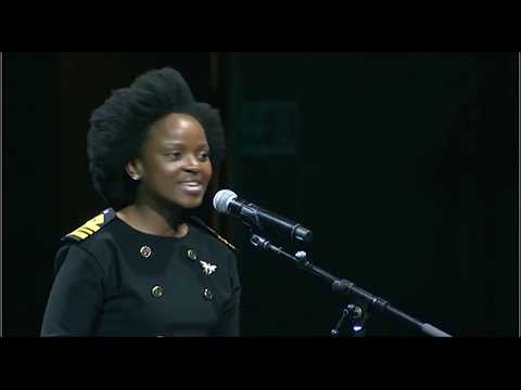 #LWS2020KZN: 'Mayday, mayday, an African woman is on board'