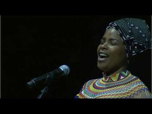 #LWS2020KZN: 'My voice an instrument to change'