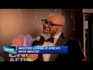 MultiChoice Nigeria CEO on what's attracting investors to Africa's movie industry