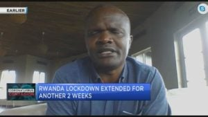 How will Rwanda's hospitality sector recover from the COVID-19 lockdown?