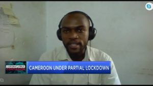 Here's how young Cameroonians are banding together to fight COVID-19
