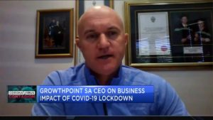 Growthpoint SA CEO on the business impact of COVID-19 lockdown