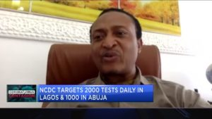 Nigeria seeks to improve turnaround time for COVID-19 testing & results