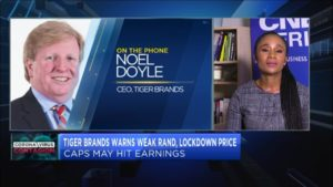 Tiger Brands mulling executive pay cuts during COVID-19