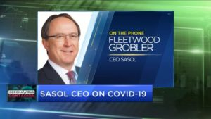 Sasol outlines measures to protect employees from contracting COVID-19