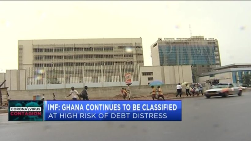 IMF approves $1-billion emergency funds for Ghana to fight COVID-19 pandemic