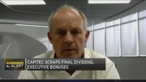 Capitec CEO on scrapping final dividend, how the bank is helping small business fight COVID-19