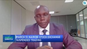 DSE CEO on the impact of COVID-19 on Tanzanian stocks