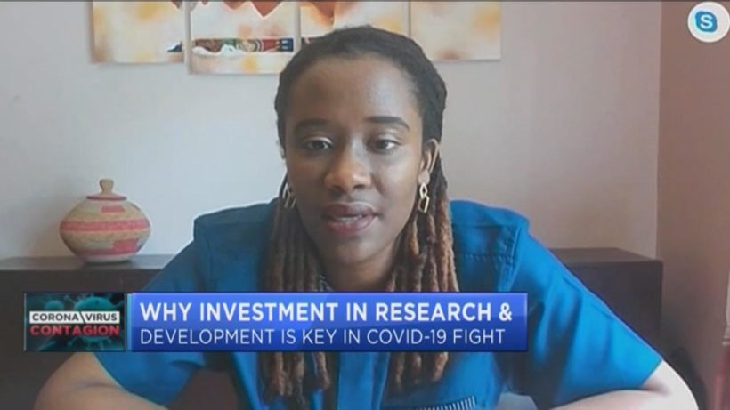 Why investment in research and development is key in COVID-19 fight