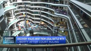 Discovery walks away from legal battle with Liberty after court ruling