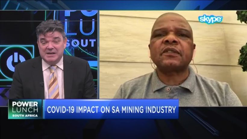 Sekoko Resources CEO on COVID-19-lock-down & its impact on the coal industry