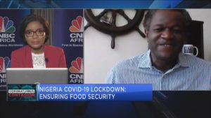 How Nigeria can ensure food security during the COVID-19 lock-down